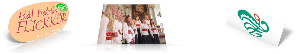 Adolf Fredriks Flickkör :: Adolf Fredrik's Girls' Choir